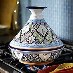 Traditional North African Tagines