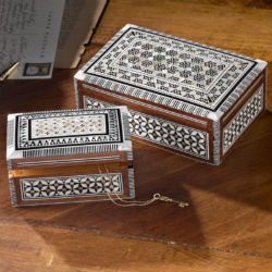 Egyptian Inlaid Boxes & Preserving Tradition in Egyptian Art: Handmade Jewelry Boxes ... Aboutintivar.Com