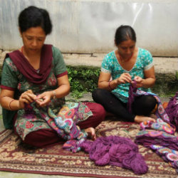 Knitting Nepal Together Again