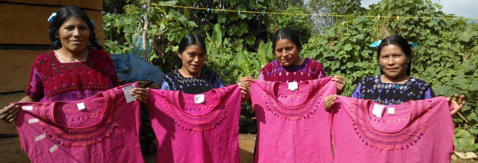 Mexican Handcrafts: Chamula Embroidery