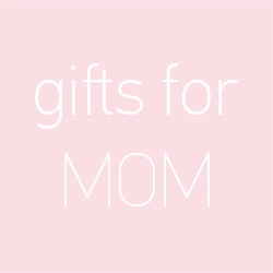 Gifts for Mom: Mother's Day 2013