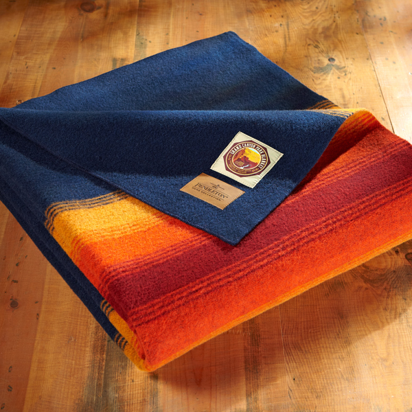 Pendleton Woolen Mills National Park Blankets Grand Canyon