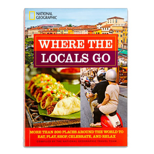 Where the Locals Go Book