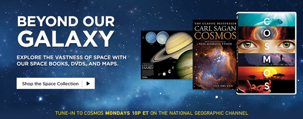 Cosmos A Spacetime Odyssey Blu ray