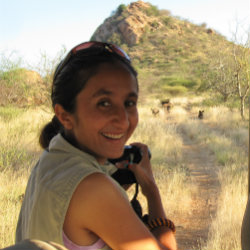 Meet Emerging Explorer, Shivani Bhalla: Saving Lions in Kenya