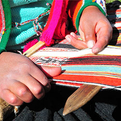 The Deceptive Simplicity of Peruvian Textiles